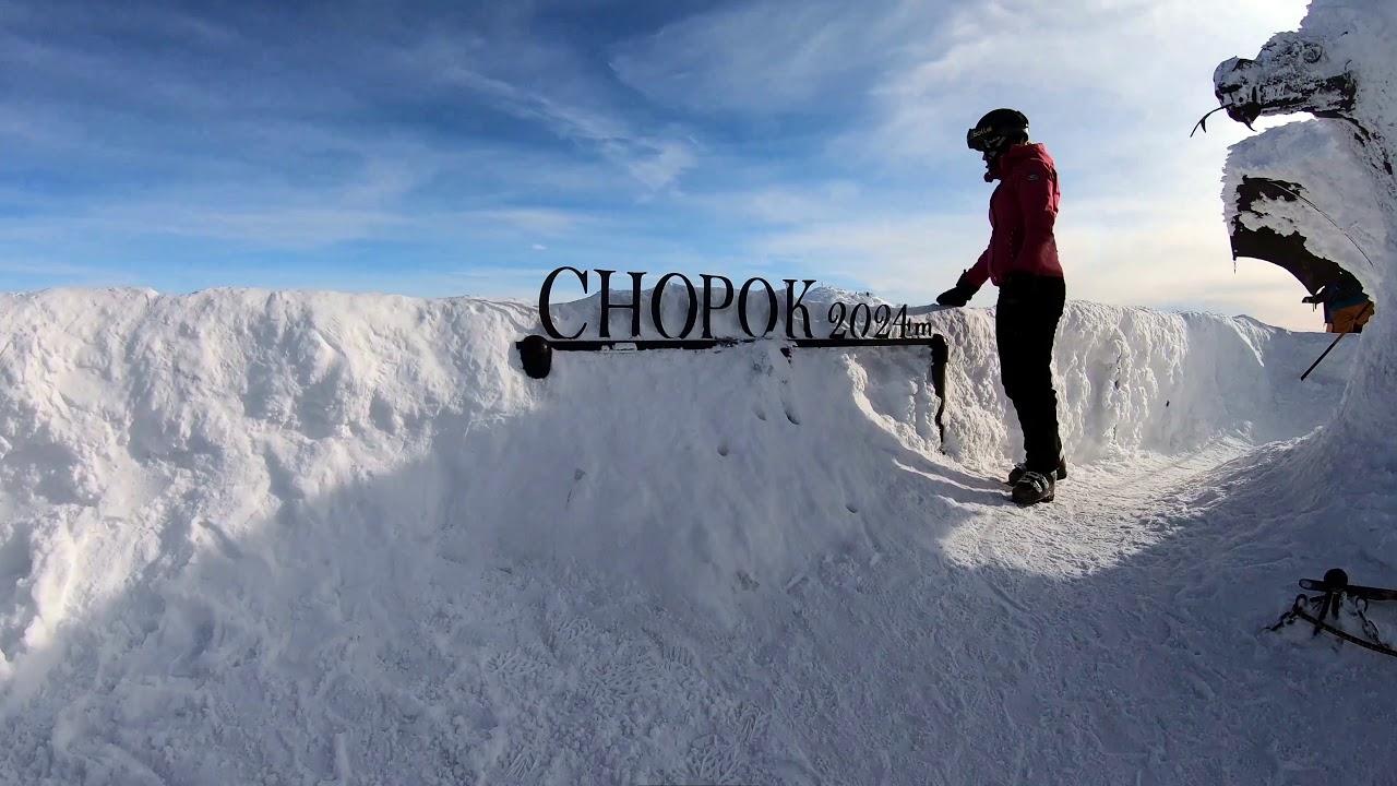 Chopok - Jasná - January 2019 (Slovakia, Nízke Tatry) - YouTube