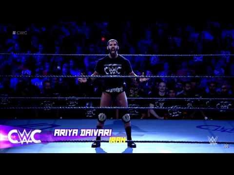 Ariya Daivari WWE CWC Theme -