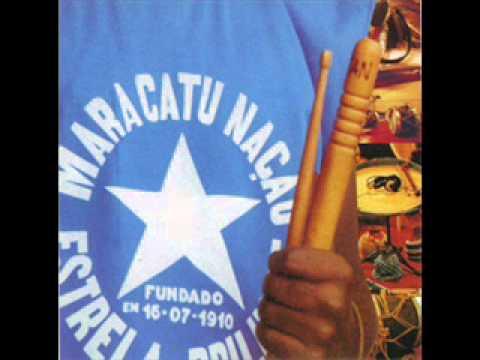 Maracatu Nação Estrela Brilhante * Cheguei Meu Povo *