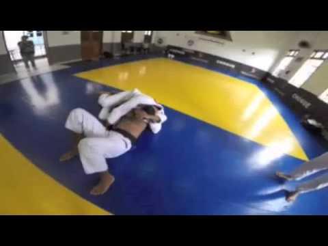 "Seminario de Jiu Jitsu Alexandre ""cafe"" Dantas no BPchoque RJ."