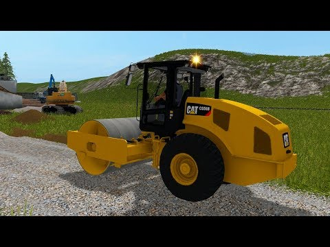 Farming Simulator 17 - Forestry and Farming on Woodshire 056 thumbnail