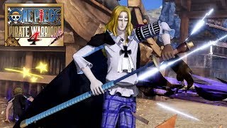 One Piece: Pirate Warriors 4 - Character Introduction: Basil Hawkins