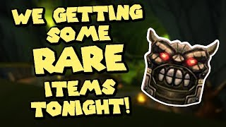 Wizard101 Lore and Tartarus Farming Livestream: Nobody Ever Gets These Drops. UNTIL NOW. Lol jk.
