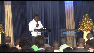 Prayer Of Self Deliverance With Prophet Shepherd Bushiri