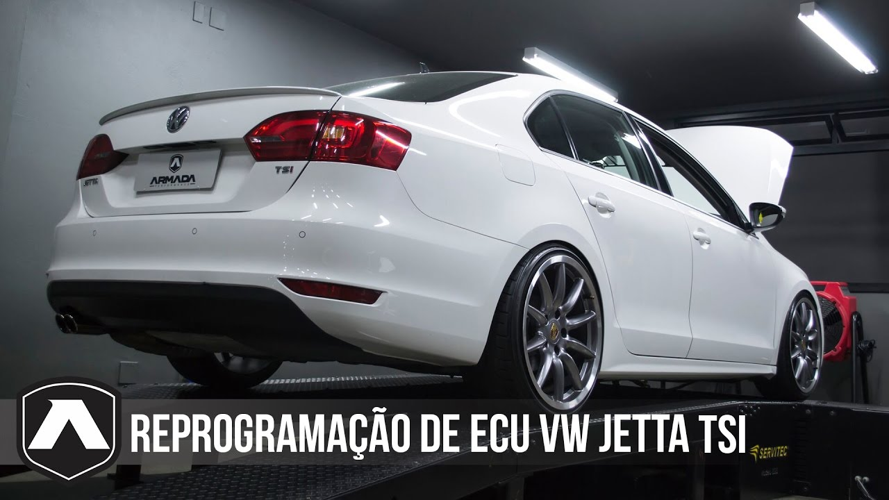 2017 Vw Jetta >> Remap de ECU - VW Jetta Tsi 280cvs e 42kgfm - Armada Performance - YouTube