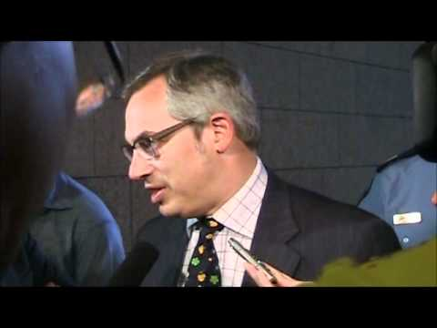 Tony Clement, Parliamentary Budget Officer - 061812