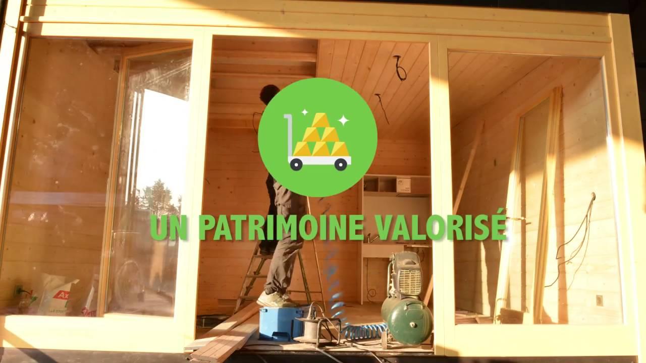 Construire une maison bbc ossature bois greenlogis for Construire sa maison bbc