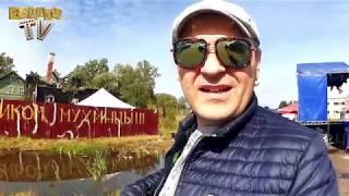 Ленинград. Репетиция на съемках клипа