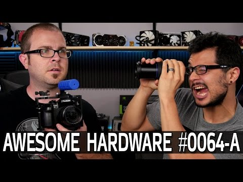 Awesome Hardware #0064-A: GTX 1080 Water Blocks, X99 Mobos, DOOM Beat in 90 Min,