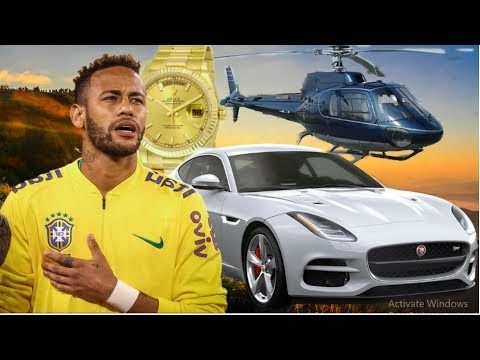 11 EXPENSIVE THINGS OWNED BY NEYMAR JR