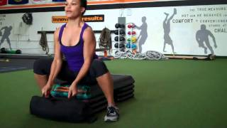 Orange County Fitness Gym Shows 30+ Exercises with Ultimate Sandbags