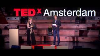 Playing the 3D-printed violin: Joanna Wronko at TEDxAmsterdam