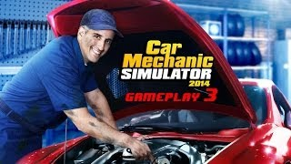 Car Mechanic Simulator 2014 Official Gameplay Video