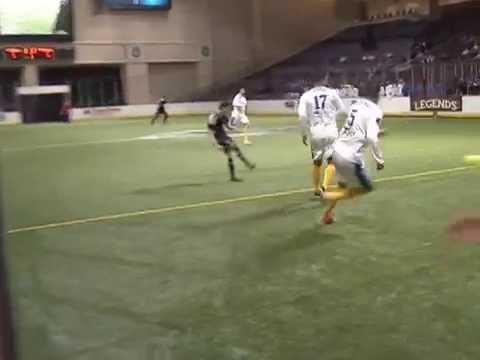 #24 - Ivan Campos Goal - LVL v SDS