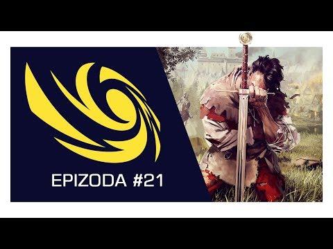 Vortex #21 | Dojmy z Kingdom Come: Deliverance, Monster Hunter a povídání o marketingu ve hrách