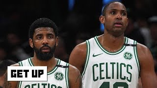 The Celtics can't replace Kyrie and Al Horford, 'It's not gonna happen' - Brian Windhorst | Get Up