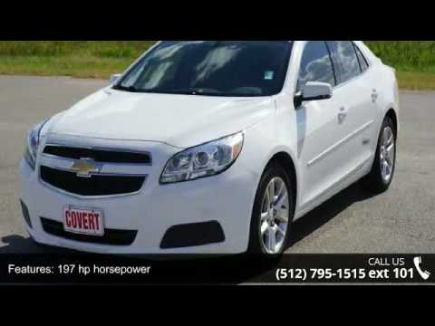 Covert Chevy Hutto >> 2013 Chevrolet Malibu Lt Covert Ford Chevrolet Hutto