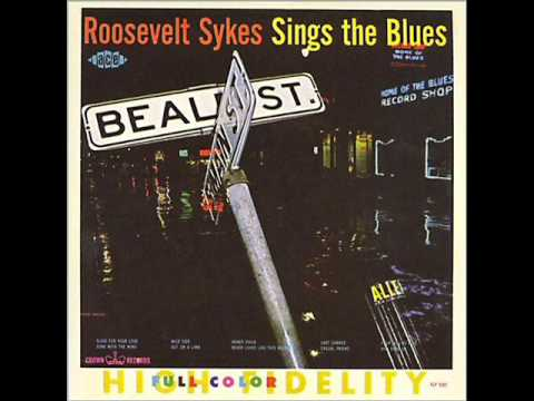 Roosevelt Sykes - The Joint Is Jumping