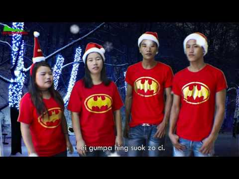 MERRY CHRISTMAS ( Zo Gospel Song)