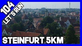 Let´s Run #104 RAW - Steinfurter Abendlauf 5km - Ohne Kommentare