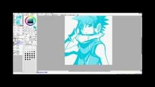 Speed Drawing: Neku Sakuraba