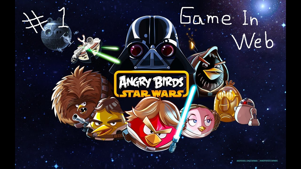 Download Angry Birds Star Wars - Game In Web ตอนที่ 1
