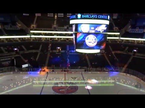 Barclays Center - New York Islanders - 2016
