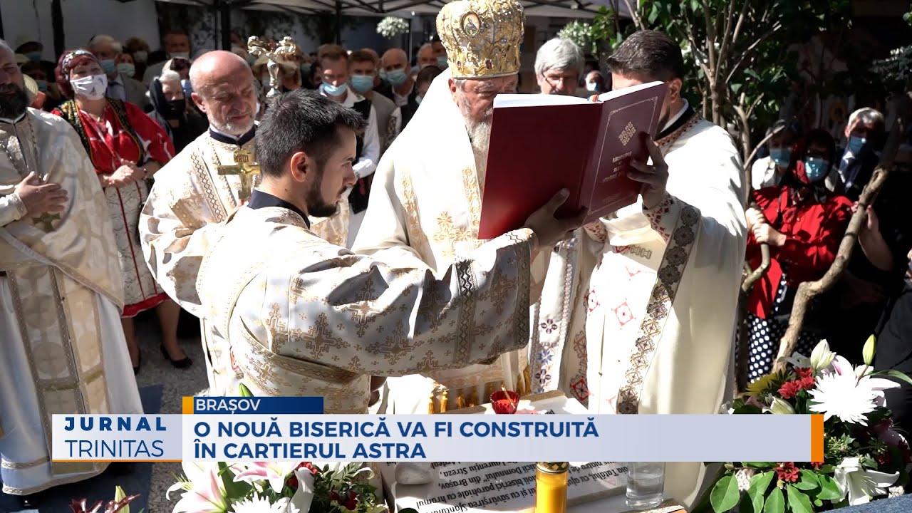 O nouă biserică va fi construită în cartierul Astra din Brașov