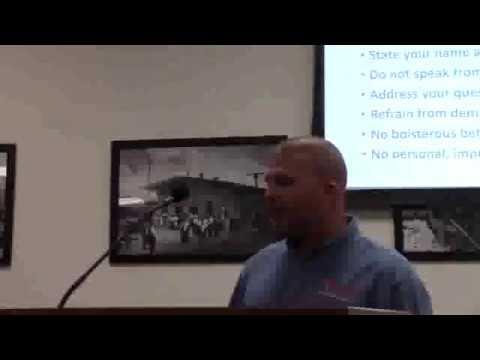 22 years a miner --Shane Rewis