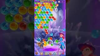 Bubble Witch 3 Saga Level 1228 ~ No Boosters