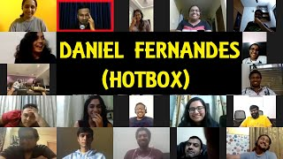 WHO'S COOLER? SATAN OR JESUS?   DANIEL FERNANDES (HOTBOX)   CROWD-WORK (ZOOM) SHOW