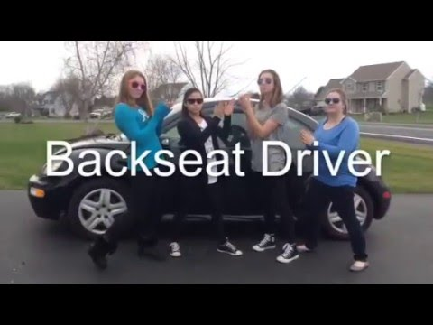 Backseat Driver Music Video
