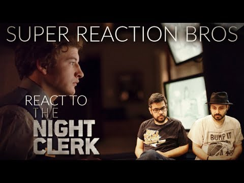 srb-reacts-to-the-night-clerk-|-official-trailer