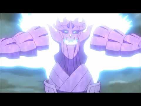 Naruto vs Sasuke Final Fight AMV - Same Old War