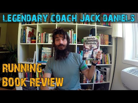 DANIELS DISTANCE RUNNING FORMULA | By Jack Daniels | Running Book Review