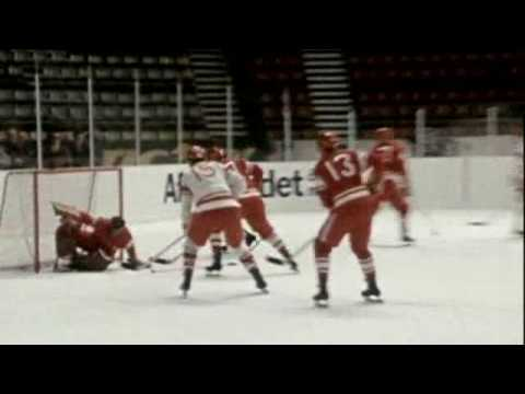 Sweden - CCCP World Championship 1981 Gothenborg 1-13