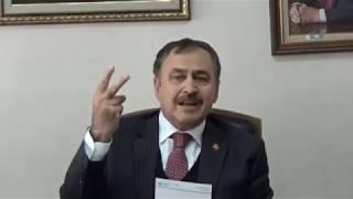 """Bakan Eroğlu: """"muş Ovası Hollanda Ovalarını Geçecek"""""""