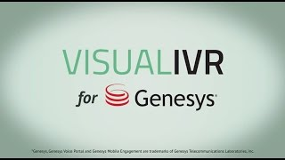 Visual IVR for Genesys by Jacada