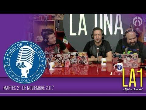 #LA1 - ¡Muere Manson, Vive Morena! - La Radio de la República - @ChumelTorres