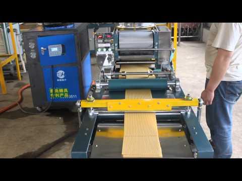 full automatic beeswax machine