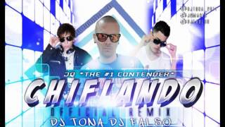 chiflando chi chi mix jq 1 contender prod dj falso dj tona el piripituchy cru 2013