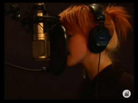 Paramore - Ignorance [hair - red/orange] - Hayley William ...