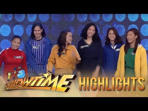 It's Showtime: UAAP Women's Volleyball League players join Team Alakdan and Team Fantastica
