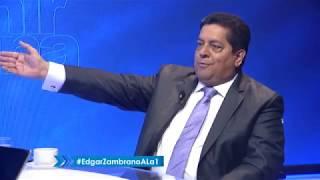 Edgar Zambrano: Impedir entrada de la ayuda humanitaria sería una torpeza política 3/5