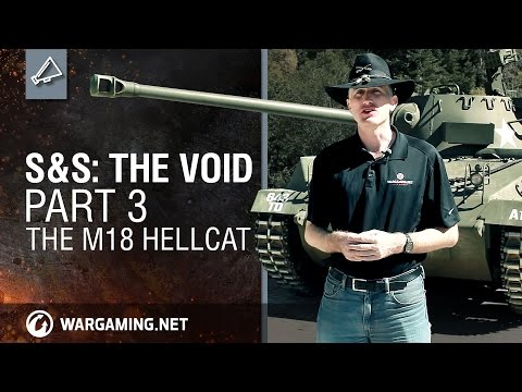The M18 Hellcat. Behind the Scenes of Saints & Soldiers: The Void, Episode 3