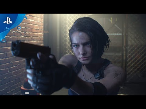 Resident Evil 3 Demo and Resistance Open Beta Trailer | PS4
