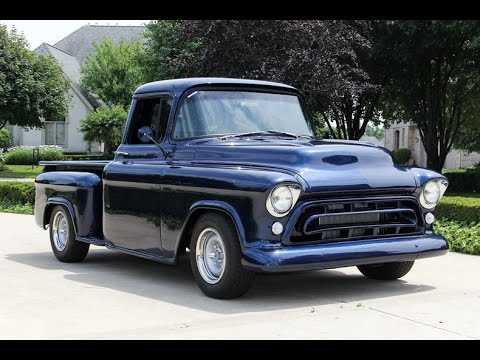 1957 Chevy Truck For Sale Tedeschi Trucks Band