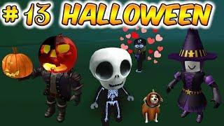 ROBLOX: Babykalandia: #13 Halloween-Season 2 (Roleplay)
