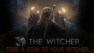TOSS A COIN TO YOUR WITCHER (Jaskier Song) - Netflix