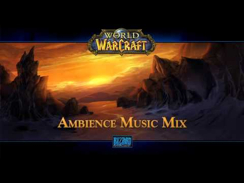 World of Warcraft Ambience Music [for relaxing evenings] (mixed by Douglas Howarth)